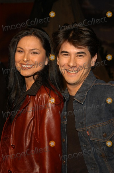 Alex Rice Photo - Alex Rice and James Duvall at the ABC All Star Party Quixote Studios Hollywood CA 01-15-03