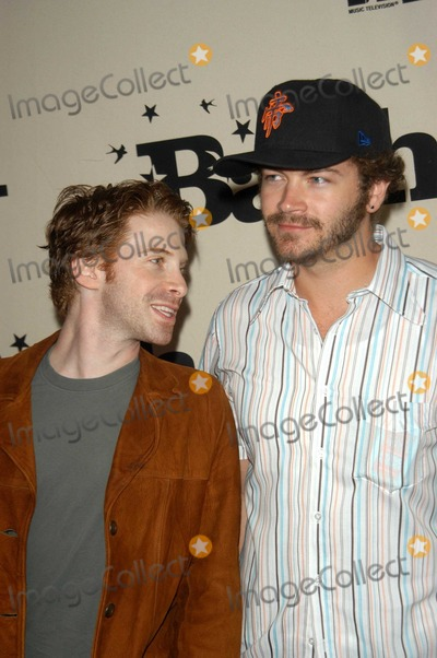 Danny Masterson Photo - Seth Green and Danny Masterson at the MTV Bash honoring Carson Daily Palladium Hollywood CA 06-28-03
