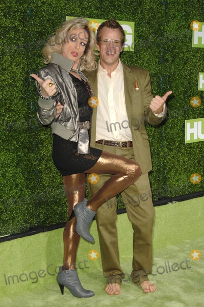 Alexis Arquette Photo - Alexis Arquette and Thomas Jane at the Los Angeles Premiere of the Series Hung Paramount Theater Hollywood CA 06-24-09