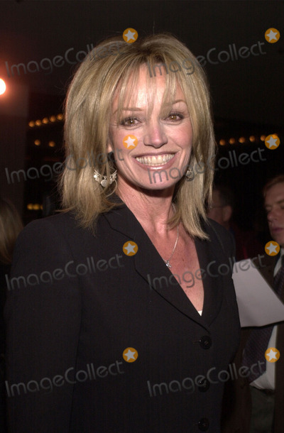 ABBA Photo - Susan Anton at the premiere of MAMA MIA the musical based on the songs of ABBA Schubert Theater Century City 02-26-01