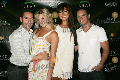 Todd Michael Krim Photo - Todd Michael Krim and Lucy Rendler-Kaplan with Ashley Bent and Raoni Coelho at the Reality Cares Leap Foundation Benefit Sunstyle Tanning Studio West Hollywood CA 08-06-09