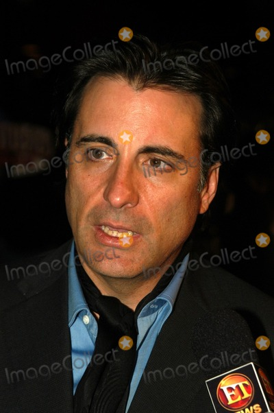 Andy Garcia Photo - Andy Garcia at the premiere of Universals Empire at Universal Studios Universal City CA 12-03-02
