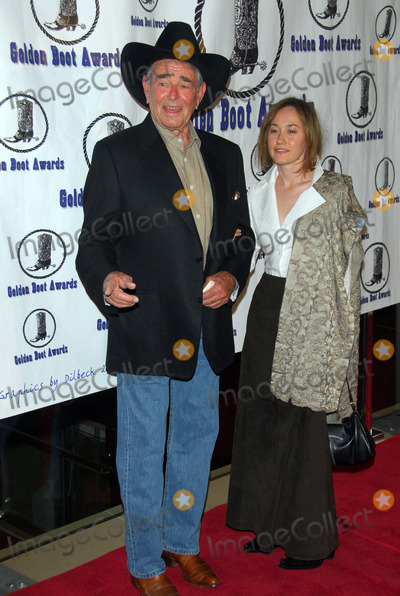 Stuart Whitman Photo - Stuart Whitman and wife Carolineat the 24th Annual Golden Boot Awards Beverly Hilton Hotel Beverly Hills CA 08-12-06