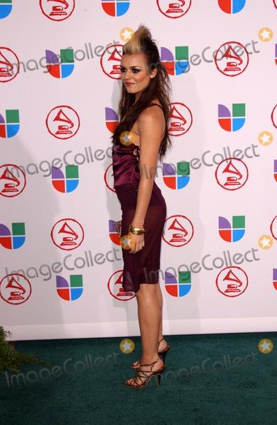 JD Natasha Photo - JD Natashaat the 6th Annual Latin Grammy Awards Shrine Auditorium Los Angeles CA 11-03-05