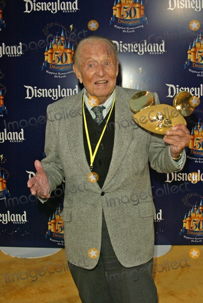 Art Linkletter Photo - Art Linkletterat the Disneylands 50th Anniversary Happiest Homecoming On Earth Disneyland Anaheim CA 05-04-05