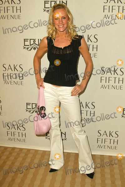 Amy McCarthy Photo - Amy McCarthy at the launch of Conscious Commerce Clothing featuring Edun contemporary fashions designed by Rogan Gregory in collaboration with Bono and wife Ali Hewson Saks Fifth Avenue Beverly Hills CA 03-25-05