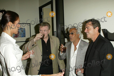 Adrianne Curry Photo - Adrianne Curry and Dr Bob Nixon DDS with Johnny Lou Fratto and Christopher Knightat the Grand Opening of Dr TATTOFF Beverly Hills CA 10-15-05