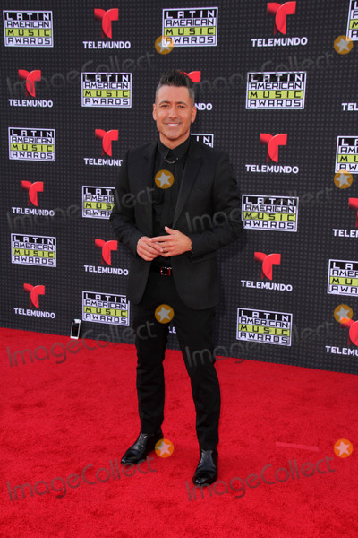 Jorge Bernal Photo - Jorge Bernalat the Latin American Music Awards Dolby Theater Hollywood CA 10-08-15