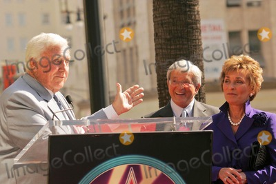 Judge Judy Sheindlin Photo - Merv Griffin with Judge Jerry Sheindlin and Judge Judy Sheindlinat the Ceremony honoring Judge Judy Sheindlin with a star on the Hollywood Walk of Fame Hollywood Boulevard Hollywood CA 02-14-06