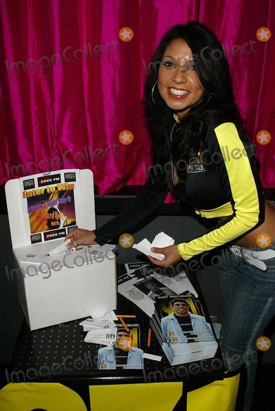 Nikki Zeno Photo - Nikki Zenoat the farewell party for Gary Ba Ba Boey DellAbate hosted by 971 Free FM Rokbar Los Angeles CA 11-18-05