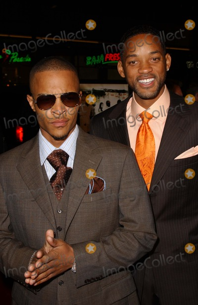 ATL Photo - TI and Will Smithat the Los Angeles Premiere of ATL Graumans Chinese Theatre Hollywood CA 03-30-06