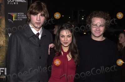 Danny Masterson Photo -  Ashton Kutcher  Mila Kunis   Danny Masterson at the premiere of USA Films Traffic in Beverly Hills 12-14-00