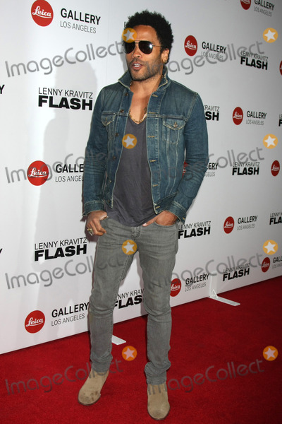 Leica Gallery Photo - Lenny Kravitzat the Lenny Kravitz Flash Photo Exhibit Launch Leica Gallery Los Angeles CA 03-05-15
