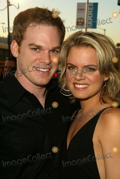 Amy Spanger Photo - Michael C Hall and Amy Spanger