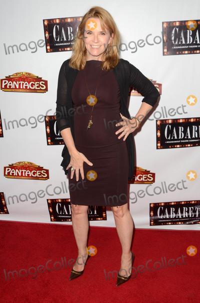 Lea Thompson Photo - Lea Thompsonat the Cabaret Opening Night Pantages Hollywood CA 07-20-16