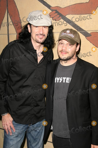 Adam Rifkin Photo - Bruce Kulick and Adam Rifkin at the Preview Screening of National Lampoons Homo Erectus Egyptian Theatre Hollywood CA 07-09-08