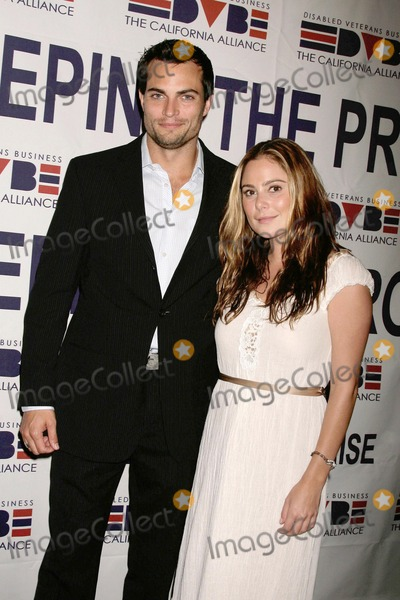 Amanda Brooks Photo - Scott Elrod and Amanda Brooks at the Annual Keeping the Promise To our Vietnam Heroes Breakfast Honoring Veterans Sheraton Gateway LAX Los Angeles CA 11-07-08