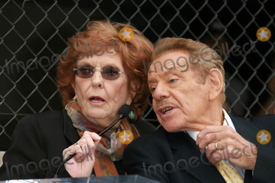 Anne Meara Photo - Anne Meara and Jerry Stillerat the ceremony honoring Jerry Stiller and Anne Meara with a star on the Hollywood Walk of Fame Hollywood Boulevard Hollywood CA 02-09-07