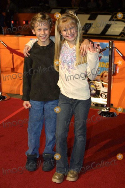 Cayden Boyd Photo - Cayden Boyd and Jenna Boyd at the premiere of TAG Entertainments Moto X Kids Premiere at the Universal City Walk Universal City CA 01-29-04