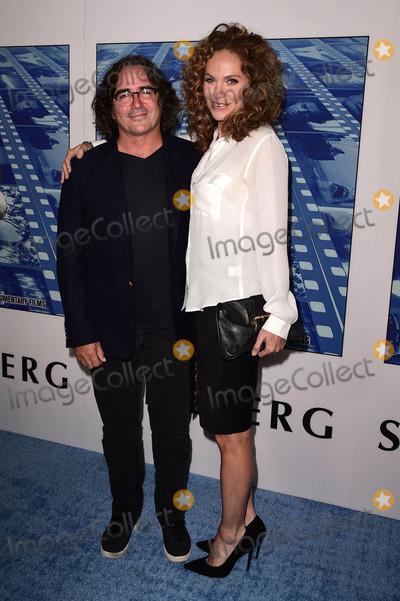 Amy Brenneman Photo - Amy Brenneman Brad Silberlingatt the Spielberg Premiere Paramount Studios Los Angeles CA 09-26-17