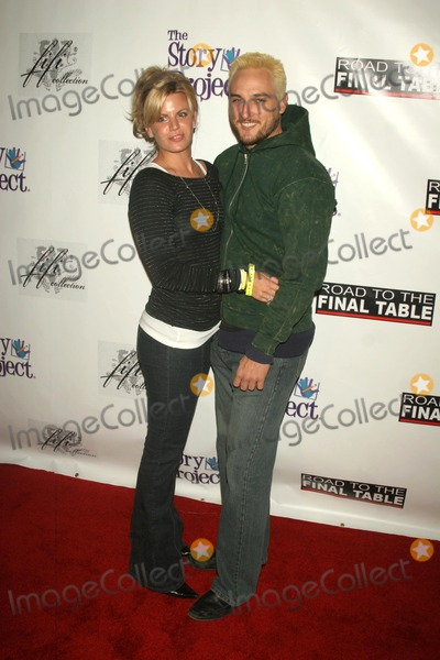 Alex Quinn Photo - Erika Genovese and Alex A Quinnat Poker for Katrina Relief Montmartre Lounge Hollywood CA 12-01-05