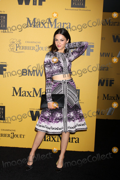 Annet Mahendru Photo - Annet Mahendruat the Women In Film 2014 Crystal  Lucy Awards Century Plaza Hotel Century City CA 06-11-14