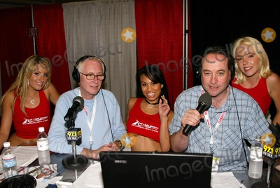 Teagan Presley Photo - Teagan Presley Douglas Steckler Lucy Thai Tim Conway Jr and Missy Monroe at The Longest Day radio broadcast sponsored by Sol Cerveza Los Angeles Convention Center Los Angeles CA 06-18-04