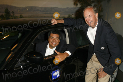 John Foster Photo - George Lopez and John Fosterat the press conference announcing George Lopez as the celebrity spokesperson for the 2007 Bob Hope Chrysler Classic Warner Bros Studios Burbank CA 08-22-06