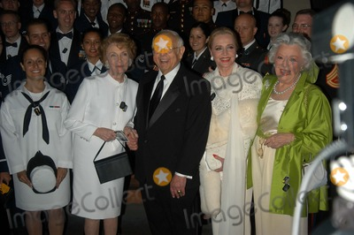 Ann Rutherford Photo - Joan Leslie Johnny Grant Anne Jeffreys and Ann Rutherford at the Hollywood Entertainment Museums fundraising gala and Johnny Grants 80th Birthday Party Grand Ballroom Hollywood and Highland CA 05-10-03