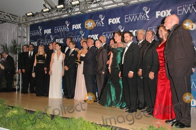 The Sopranos Photo - The Cast of The Sopranosin the press room at the 59th Annual Primetime Emmy Awards The Shrine Auditorium Los Angeles CA 09-16-07