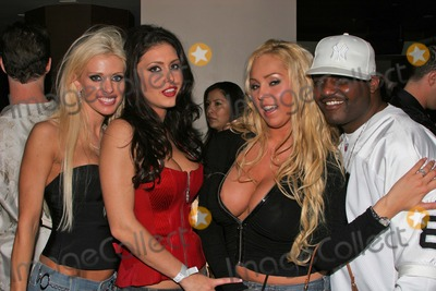 Aries Spears Photo - Tawny Roberts Jesica Jaymes Mary Carey and Aries Spears at adult film star Jessica Jaymes Birthday Party Vine Street Lounge Hollywood CA 03-05-05