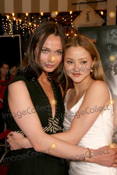 Anna Walton Photo - Anna Walton and Devon Aokiat the Los Angeles Premiere of Mutant Chronicles Mann Bruin Theater Westwood CA 04-21-09