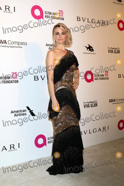 Bojana Novakovic Photo - Bojana Novakovicat the 2018 Elton John AIDS Foundation Oscar Viewing Party West Hollywood Park West Hollywood CA 03-04-18
