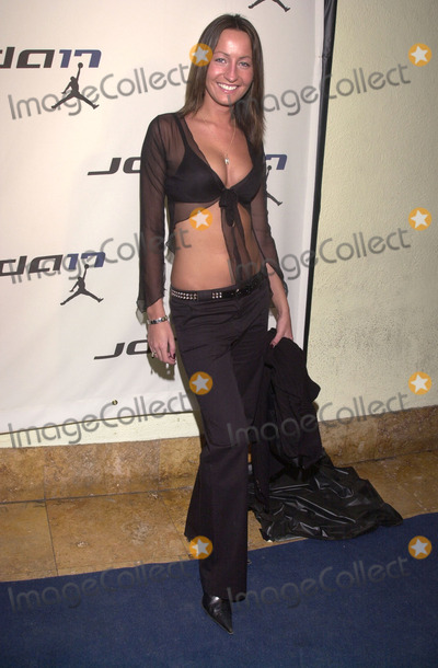 Nikki Collins Photo - Nikki Collins at the NIKE Air Jordan XVII Launch Party Sunset Room Hollywood 01-24-02