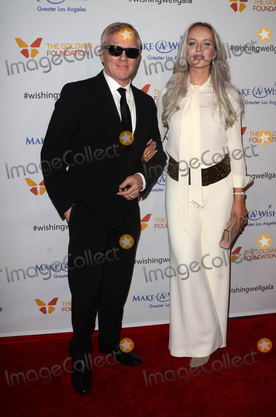 Anthony Michael Hall Photo - Anthony Michael Hall Lucia Oskerovaat the 4th Annual Wishing Well Winter Gala presented by Make-A-Wish Greater Los Angeles Hollywood Palladium Hollywood CA 12-07-16