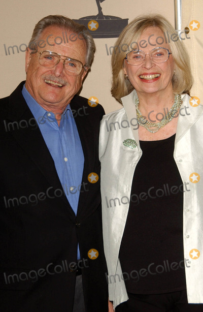 William Daniels Photo - William Daniels and Bonnie Bartlettat the Another Opening Another Show A Celebration Of TV Theme Music presented by ATAS The Leonard H Goldenson Theater North Hollywood CA 10-11-07