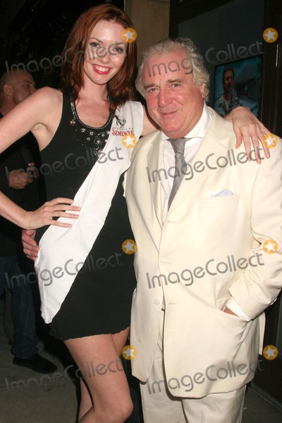 AMANDA FIELD Photo - Amanda Fields and Clement von Franckenstein at the world premiere screening of No Bad Days Egyptian Theatre Hollywood CA 07-08-08