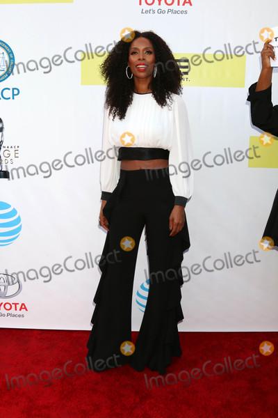 Tasha Smith Photo - Tasha Smithat the 48th NAACP Image Awards Arrivals Pasadena Conference Center Pasadena CA 02-11-17