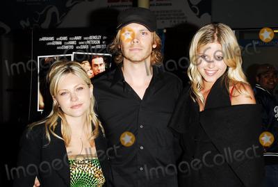 Amanda Loncar Photo - Amanda Loncar with Eric Christian Olsen and Sarah Masonat the premiere of Standing Still Arclight Cinemas Hollywood CA 04-10-06