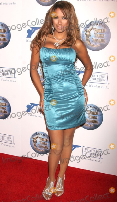 Traci Bingham Photo - Traci Bingham at the 2008 World Magic Awards Barker Hanger Santa Monica CA 10-11-08