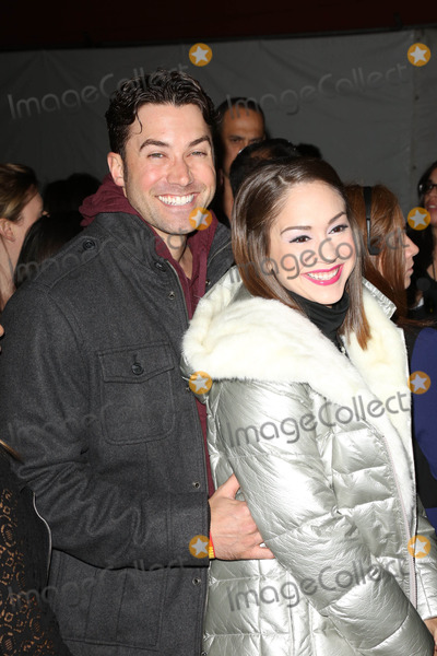 Ace Young Photo - Ace Young Diana DeGarmoat The Hollywood Christmas Parade Benefiting Toys For Tots Foundation Hollywood CA 12-01-13