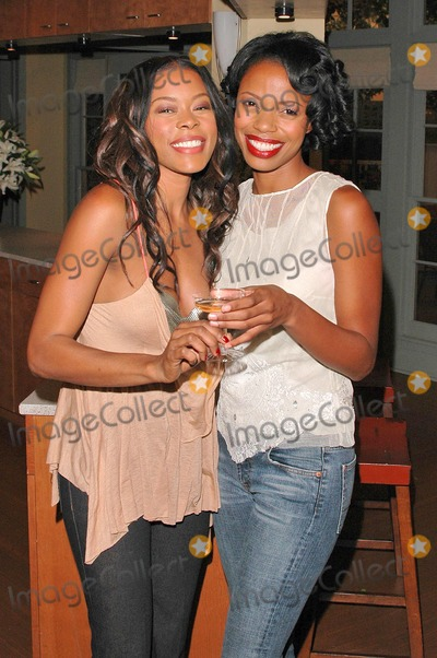 Jill Marie Jones Photo - Golden Brooks and Jill Marie Jones at the celebration in honor of 100 Episodes of Girlfriends at Stage 23 Paramount Pictures Hollywood CA 10-06-04