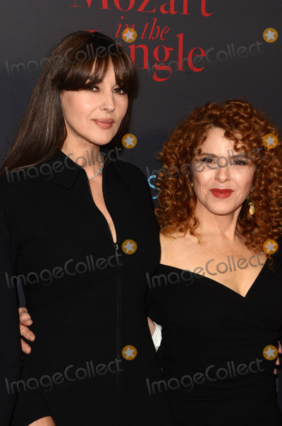 Bernadette Peters Photo - Monica Bellucci Bernadette Petersat the Mozart In The Jungle Special Screening and Concert The Grove Los Angeles CA 12-01-16