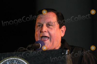 Adam West Photo - Burt Wardat the Bat Signal Lighting Ceremony to honor Adam West Los Angeles City Hall Los Angeles CA 06-15-17