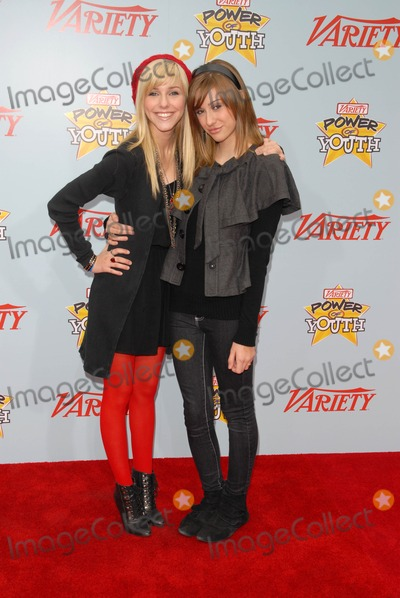 Savvy and Mandy Photo - Savvy and Mandyat Varietys 3rd Annual Power of Youth Paramount Studios Hollywood CA 12-05-09