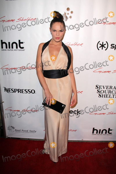 Alyssandra Snows Photo - Alyssandra Snowsat the Gimme Shelter Los Angeles Screening Egyptian Theater Hollywood CA 01-14-14