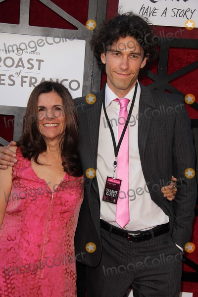 Tom Franco Photo - James Francos mother Betsy Lou Franco and brother Tom Francoat the Comedy Central Roast Of James Franco Culver Studios Culver City CA 08-25-13