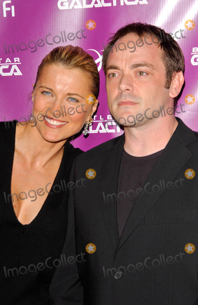 Mark Sheppard Photo - Lucy Lawless and Mark Sheppardat An Evening with Battlestar Galactica Arclight Cinerama Dome Hollywood CA 06-06-07