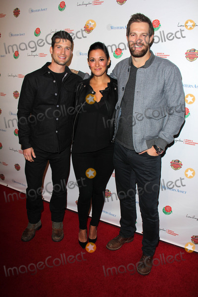 Angelique Cabral Photo - Parker Young Angelique Cabral Geoff Stultsat the National Championship Party A Taste of LA Pasadena Convention Center Pasadena CA 01-05-14