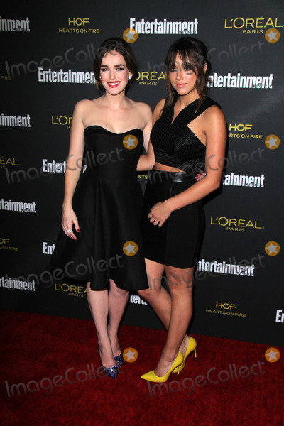 Chloe Bennet Photo - Elizabeth Henstridge Chloe Bennetat the 2014 Entertainment Weekly Pre-Emmy Party Fig  Olive Los Angeles CA 08-23-14